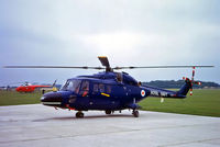 XX510 @ EGVP - XX510   Westland Lynx HAS.2 [03-01] (Royal Navy) AAC Middle Wallop~G 28/07/1973