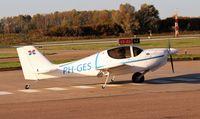 PH-GES @ EHLE - Lelystad Airport