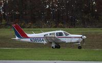 N38564 @ KMQS - Piper PA-28R-201