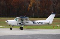 N67730 @ KMQS - Cessna 152
