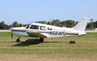 N564PU @ KOSH - Piper PA-28-161