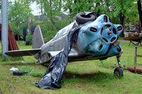 SP-AOU - SP-AOU   Yakovlev Yak-18 [EM-016] (Muzeum Lotnictwa Polskiego) Krakow~SP 20/05/2005