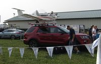 F-PLIO @ OSH - on top of ford ranger - by Magnaman