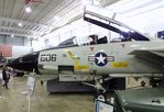 161611 - Grumman F-14A(TARPS) Tomcat at the USS Alabama Battleship Memorial Park, Mobile AL