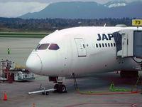 JA833J @ CYVR - At Vancouver - by Micha Lueck