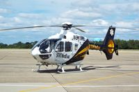 N811ME @ KAGC - STAT MedEvac 6 getting some sun. - by IsaacSTAT