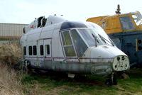 N112WG - N112WG   Westland WG.30-100 [012] (The Helicopter Museum) Weston-super-Mare~G 20/03/2004