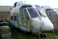 N118WG - N118WG   Westland WG.30-100-60 [018] (The Helicopter Museum) Weston-super-Mare~G 20/03/2004