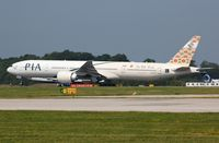 AP-BID @ EGCC - Rotation of PIA B773. - by FerryPNL
