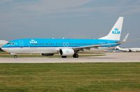 PH-BXP @ EGCC - KLM B739 for departure - by FerryPNL