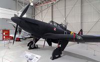 N1671 @ EGWC - RAF Museum Cosford - by vickersfour