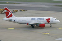 OK-REQ @ VIE - CSA - Czech Airlines Airbus A319 - by Thomas Ramgraber