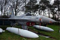 FA-25 @ EBBL - Preserved.FA-38 Fuselage.FA-25 Tail 349 SQD.