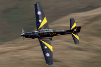 ZF171 - LFA17. M6 Pass, Cumbria. Tucano T1 callsign LOP46. - by vickersfour