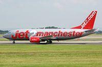 G-CELI @ EGCC - Jet2 B733 back in MAN - by FerryPNL