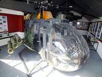 87 75 - MBB Bo 105P PAH-1 at the Hubschraubermuseum (helicopter museum), Bückeburg - by Ingo Warnecke