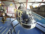 D-HAJY - MBB Bo 105B at the Hubschraubermuseum (helicopter museum), Bückeburg - by Ingo Warnecke