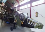 98 23 - Eurocopter EC665 Tiger PAH-2 at the Hubschraubermuseum (helicopter museum), Bückeburg