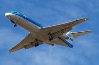 PH-WXD @ EGLL - PH-WXD   Fokker F-70 [11563] (KLM cityhopper) Home~G 10/07/2015