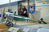 603/15 @ EDBG - 603/15   Fokker E.III (Replica) (Unknown) (Luftwaffen Museum) Berlin-Gatow~D 15/05/2004