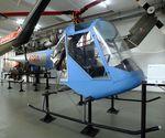 NONE - Siemetzki ASRO 4 at the Hubschraubermuseum (helicopter museum), Bückeburg