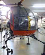 67-16955 - Hughes TH-55A Osage at the Hubschraubermuseum (helicopter museum), Bückeburg