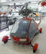 NONE - Wagner Rotocar 3 at the Hubschraubermuseum (helicopter museum), Bückeburg