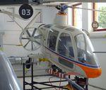 D-9543 - VFW-Fokker H-3 Sprinter at the Hubschraubermuseum (helicopter museum), Bückeburg