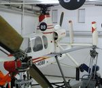 D-HOBB - Air & Space America 18A at the Hubschraubermuseum (helicopter museum), Bückeburg