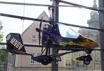 D-MNGV - Rotortec Cloud Dancer at the Hubschraubermuseum (helicopter museum), Bückeburg