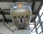 75 01 - Sud-Est SE.3130 Alouette II at the Hubschraubermuseum (helicopter museum), Bückeburg