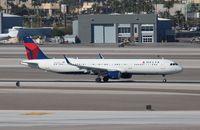 N354DN @ KLAS - Airbus A321-211 - by Mark Pasqualino