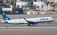 N990JL @ KLAS - Airbus A321-231