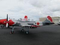 ZK-XXS @ NZAR - based yak - by Magnaman