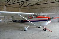 D-EJHP @ EDWC - D-EJHP   Cessna 172M Skyhawk [172-64376] Damme~D 25/05/2006