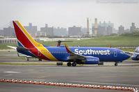 N7836A @ KLGA - Boeing 737-7L9 - Southwest Airlines  C/N 28010, N7836A
