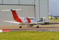 LN-TRG @ EGSH - Welcome Visitor. - by keithnewsome