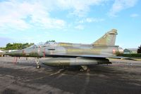 495 @ LFSI - Dassault Mirage 2000D, Static display, St Dizier-Robinson Air Base 113 (LFSI) Open day 2017 - by Yves-Q