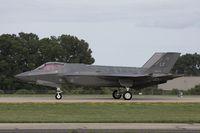 13-5076 @ KOSH - F-35A Lightning II 13-5076 LF from 62nd FS Spike War Dawgs 58th OG Luke AFB, A