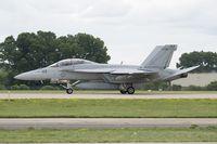 166454 @ KOSH - F/A-18F Super Hornet 166454 AC-113 from VFA-32 Swordsmen  NAS Oceana, VA