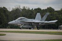 166980 @ KOSH - F/A-18F Super Hornet 166980 XE-222 from VX-9 Vampires  NAWS China Lake, CA