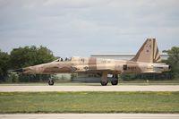 761557 @ KOSH - F-5N Tiger II 761557 AF-112 from VFC-111 Sundowners  NAS Key West, FL