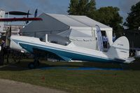 CF-JAG @ KOSH - De Havilland Canada DHC-1B-2-S5 Chipmunk  C/N 189/227, CF-JAG
