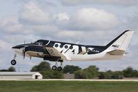 C-FJDQ @ KOSH - Beech B100 King Air   C/N BE-16, C-FJDQ