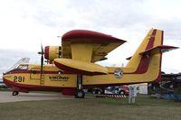 C-GBPD @ KOSH - Canadair CL-215-V (CL-215-1A10)  C/N 1084, C-GBPD