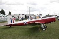 N5UK @ KOSH - De Havilland Canada DHC-1 Chipmunk T.10  C/N C1/0282, N5UK