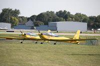 N39AF @ KOSH - Schweizer SGM 2-37  C/N 9, N39AF