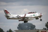 N50CJ @ KOSH - Canadair F-86E MK.6 Sabre  C/N 381, N50CJ