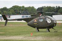 N67PB @ KOSH - Hughes OH-6A Cayuse  C/N 480411, N67PB