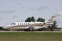 N80C @ KOSH - Cessna 525A CitationJet CJ2  C/N 525A0104, N80C